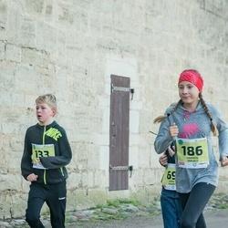 45. Saaremaa kolme päeva jooksu noortejooks - Joosep Õispuu (133), Carmen Järvalt (186)