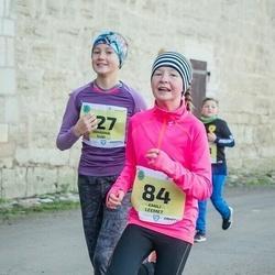 45. Saaremaa kolme päeva jooksu noortejooks - Emili Leemet (84)