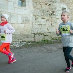 45. Saaremaa kolme päeva jooksu noortejooks - Florence Maria Abner (104), Maarja Sprengk (162)