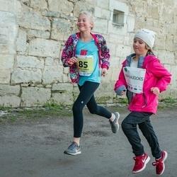 45. Saaremaa kolme päeva jooksu noortejooks - Emma Sophia Pukk (85)
