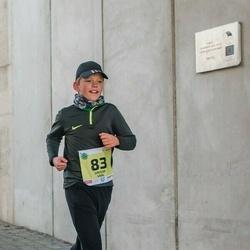 45. Saaremaa kolme päeva jooksu noortejooks - Gregor Vain (83)