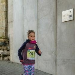 45. Saaremaa kolme päeva jooksu noortejooks - Lilli Väljaots (911)