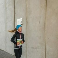 45. Saaremaa kolme päeva jooksu noortejooks - Hanna Hioväin (40)