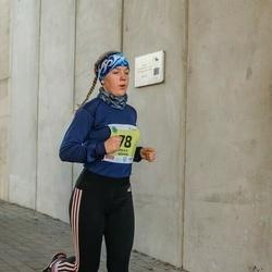 45. Saaremaa kolme päeva jooksu noortejooks - Paula Nõmme (78)
