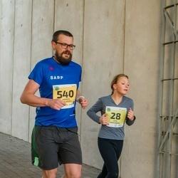 45. Saaremaa kolme päeva jooksu noortejooks - Liisa Naulainen (28)