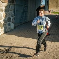 45. Saaremaa kolme päeva jooksu noortejooks - Laura Oksanen (313)