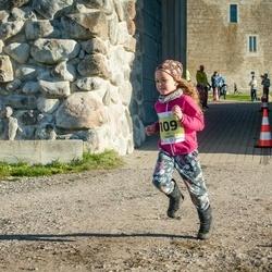 45. Saaremaa kolme päeva jooksu noortejooks - Lee Saarts (109)