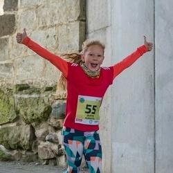 45. Saaremaa kolme päeva jooksu noortejooks - Berta Kurvits (55)