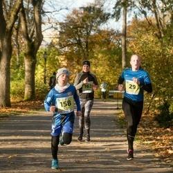 45. Saaremaa kolme päeva jooksu noortejooks - Eliise Luks (29), Sixten Suppi (158), Annabel Raudsepp (163)