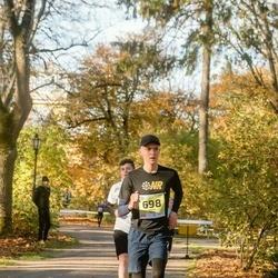 45. Saaremaa kolme päeva jooksu noortejooks - Oskar Pagil (698)