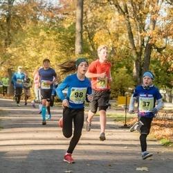 45. Saaremaa kolme päeva jooksu noortejooks - Richard Vlassov (37), Mattias Oll (79), Stella Paltiņa (98)
