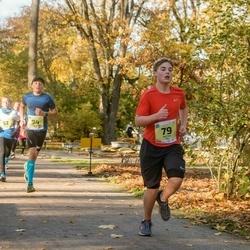 45. Saaremaa kolme päeva jooksu noortejooks - Mattias Oll (79)
