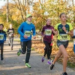 45. Saaremaa kolme päeva jooksu noortejooks - Karl Mihkel Põldre (77), Sigrid Suppi (156), Sigvard Suppi (157), Kaisa-Maria Oll (179), Markus Pungar (187), Rait Veevo (444)