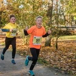 45. Saaremaa kolme päeva jooksu noortejooks - Henri Säkk (51), Reio Markkus Lepp (208)