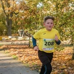 45. Saaremaa kolme päeva jooksu noortejooks - Reio Markkus Lepp (208)