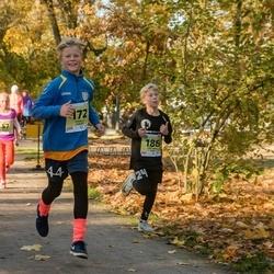 45. Saaremaa kolme päeva jooksu noortejooks - Markus Kubjas (172), Uku Hann Susi (188)
