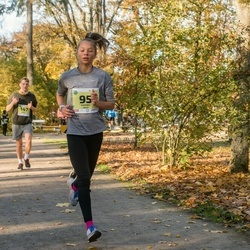 45. Saaremaa kolme päeva jooksu noortejooks - Maribel Arge (95)