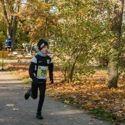 45. Saaremaa kolme päeva jooksu noortejooks - Joosep Puusild (70)