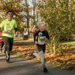 45. Saaremaa kolme päeva jooksu noortejooks - Juss Susi (189), Tristan Talts (212)