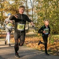 45. Saaremaa kolme päeva jooksu noortejooks - Valdo Aedmäe (20), Kätleen Kliimand (118), Romet Reimal (215)