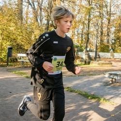 45. Saaremaa kolme päeva jooksu noortejooks - Harald Hütt (34)
