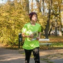 45. Saaremaa kolme päeva jooksu noortejooks - Marten Paimre (169)