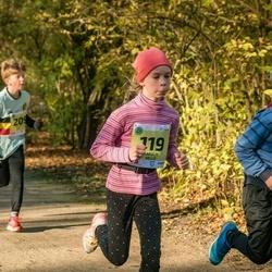 45. Saaremaa kolme päeva jooksu noortejooks - Karolin Kello (119), Ennar Talvik (134), Simon Erik Palu (209)
