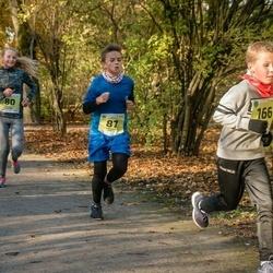 45. Saaremaa kolme päeva jooksu noortejooks - Elisabeth Vallner (80), Harald Parts (87), Miron Nikolajev (166)