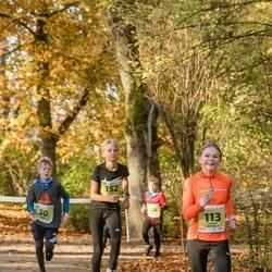 45. Saaremaa kolme päeva jooksu noortejooks - Jonas Ustav (30), Sandra Merivälja (113), Kaur Kütt (152)