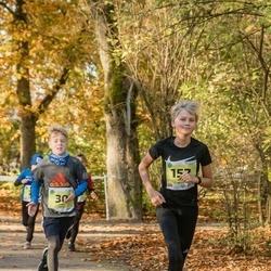 45. Saaremaa kolme päeva jooksu noortejooks - Jonas Ustav (30), Kaur Kütt (152)