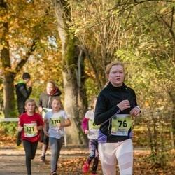 45. Saaremaa kolme päeva jooksu noortejooks - Anni Kaisi Paavel (76)