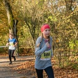 45. Saaremaa kolme päeva jooksu noortejooks - Carmen Järvalt (186)