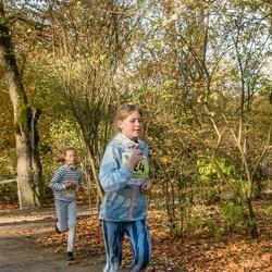 45. Saaremaa kolme päeva jooksu noortejooks - Annemari Laugal (124)