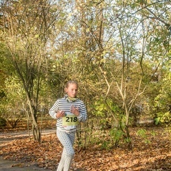 45. Saaremaa kolme päeva jooksu noortejooks - Liisa Nõmm (218)