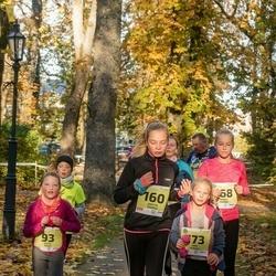 45. Saaremaa kolme päeva jooksu noortejooks - Keete Kalju (93), Kristin Poopuu (160), Anni Kubjas (173)