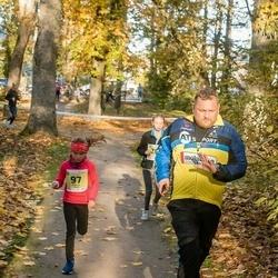 45. Saaremaa kolme päeva jooksu noortejooks - Martha Trees (97)