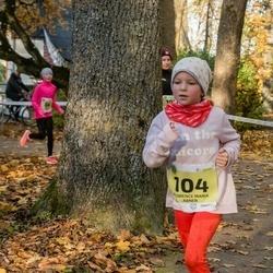45. Saaremaa kolme päeva jooksu noortejooks - Florence Maria Abner (104)