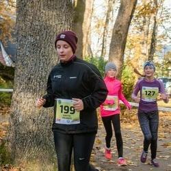 45. Saaremaa kolme päeva jooksu noortejooks - Johanna Subi (127), Knette Väljaots (199)