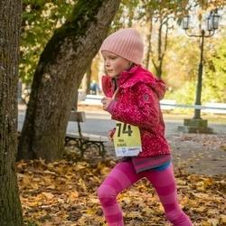 45. Saaremaa kolme päeva jooksu noortejooks - Miia Kubjas (174)