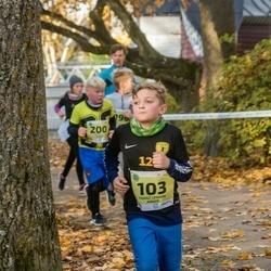 45. Saaremaa kolme päeva jooksu noortejooks - Franz Lennon Abner (103)