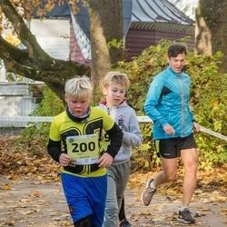 45. Saaremaa kolme päeva jooksu noortejooks - Kert Kombe (200)