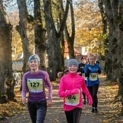 45. Saaremaa kolme päeva jooksu noortejooks - Emili Leemet (84), Johanna Subi (127)