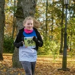 45. Saaremaa kolme päeva jooksu noortejooks - Hanna Liis Tänav (96)