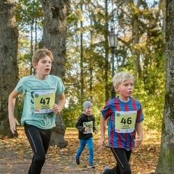 45. Saaremaa kolme päeva jooksu noortejooks - Jakob Jürviste (46), Rudolf Jürviste (47)