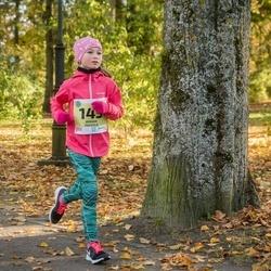 45. Saaremaa kolme päeva jooksu noortejooks - Miriam Paesüld (145)