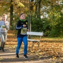 45. Saaremaa kolme päeva jooksu noortejooks - Franz Lennon Abner (103), Gregor Hein (196)
