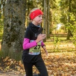 45. Saaremaa kolme päeva jooksu noortejooks - Kristiin Heleen Huttunen (27)