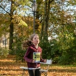 45. Saaremaa kolme päeva jooksu noortejooks - Marleen Skobelev (206)