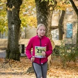 45. Saaremaa kolme päeva jooksu noortejooks - Mirtel Utrila (214)