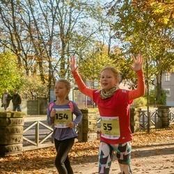 45. Saaremaa kolme päeva jooksu noortejooks - Berta Kurvits (55), Katariina Kütt (154)